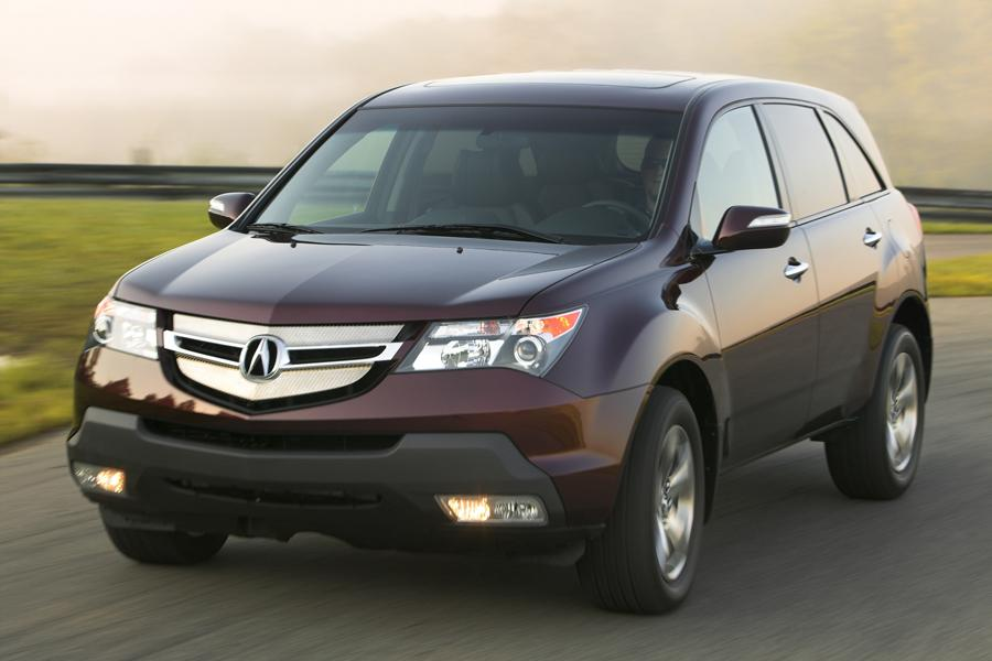 2009 Acura MDX Overview  Carscom