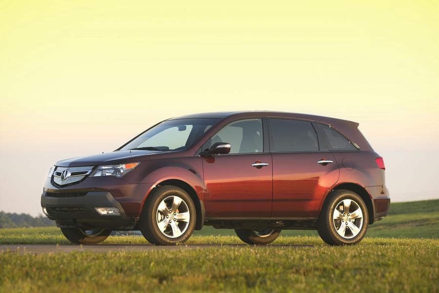 2009 Acura MDX Photo 5 of 19
