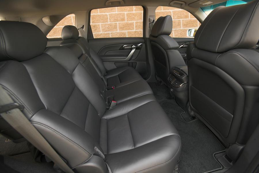 2009 Acura Mdx Reviews Specs And Prices Cars Com