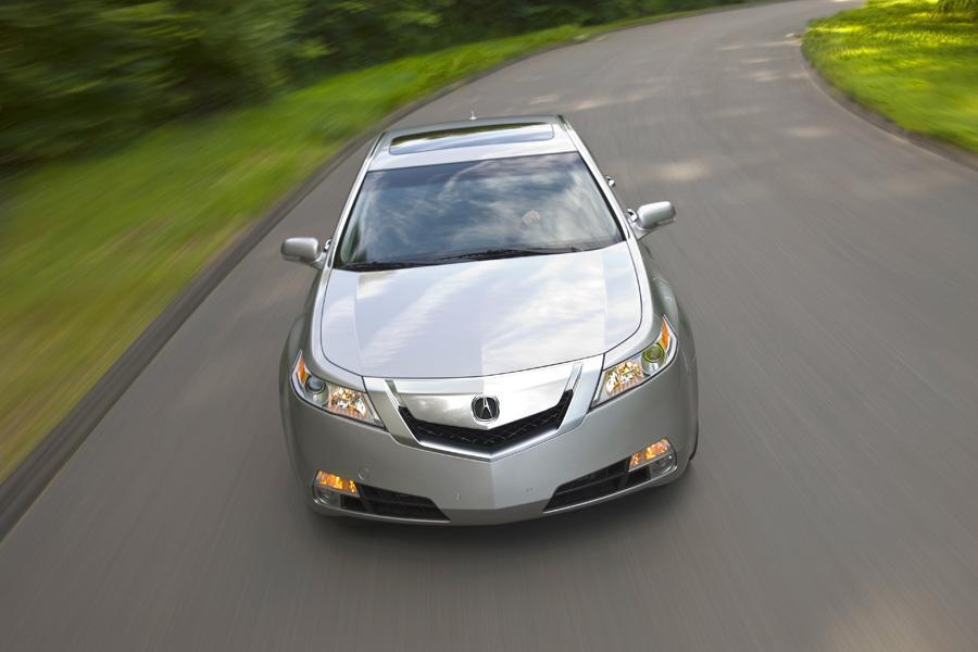 2009 Acura TL Photo 4 of 20