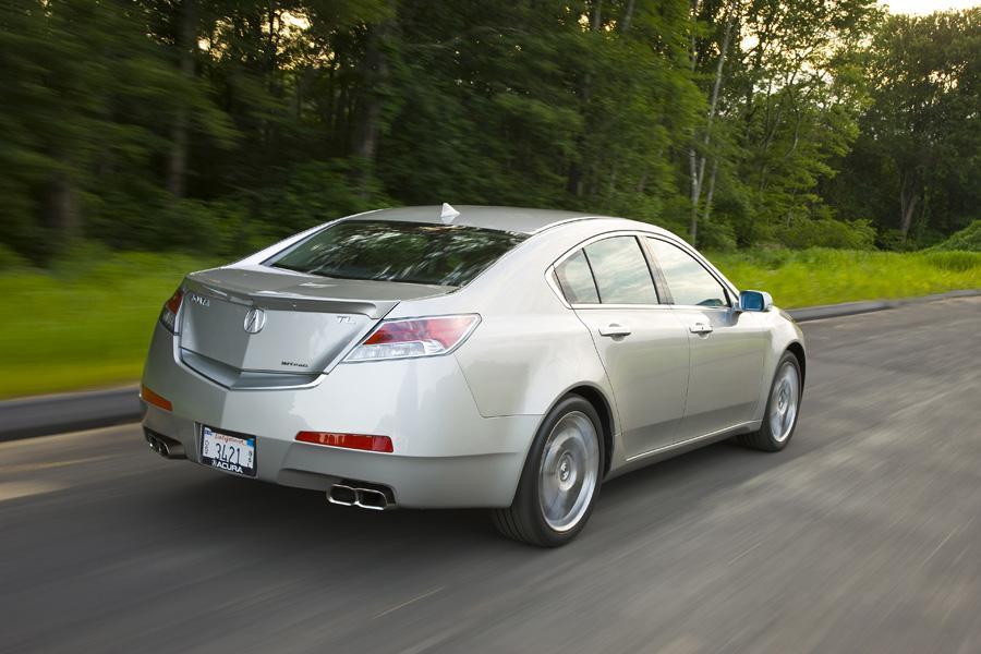 2009 Acura TL Photo 5 of 20