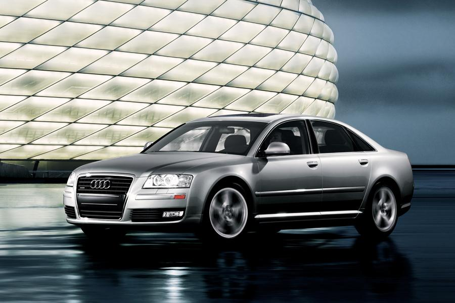 2009 Audi A8 Photo 3 of 19