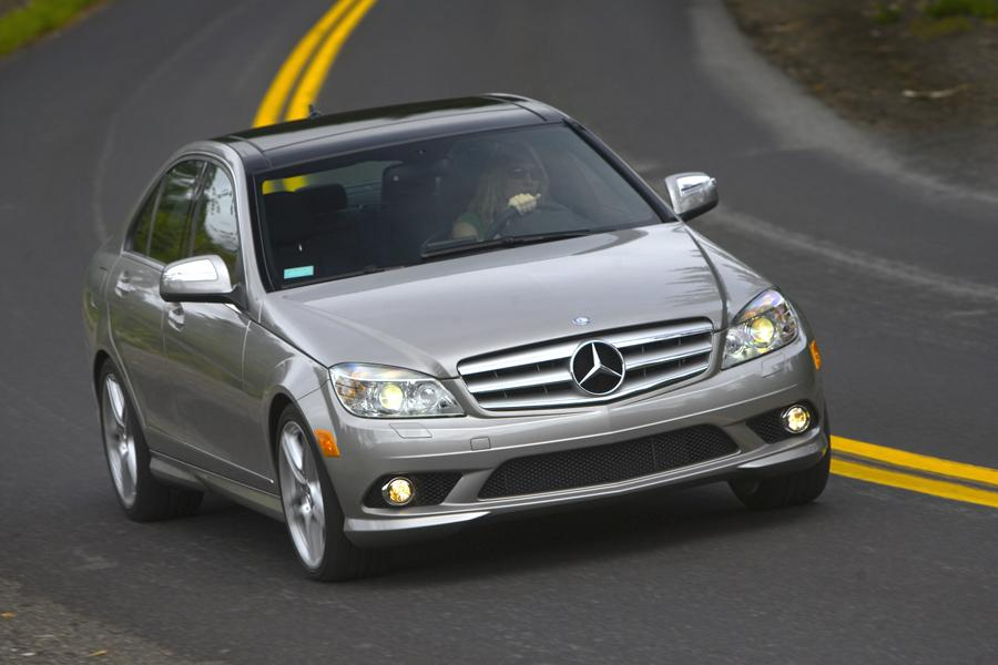 2009 mercedes benz c class specs pictures trims colors for Mercedes benz 2009 c300
