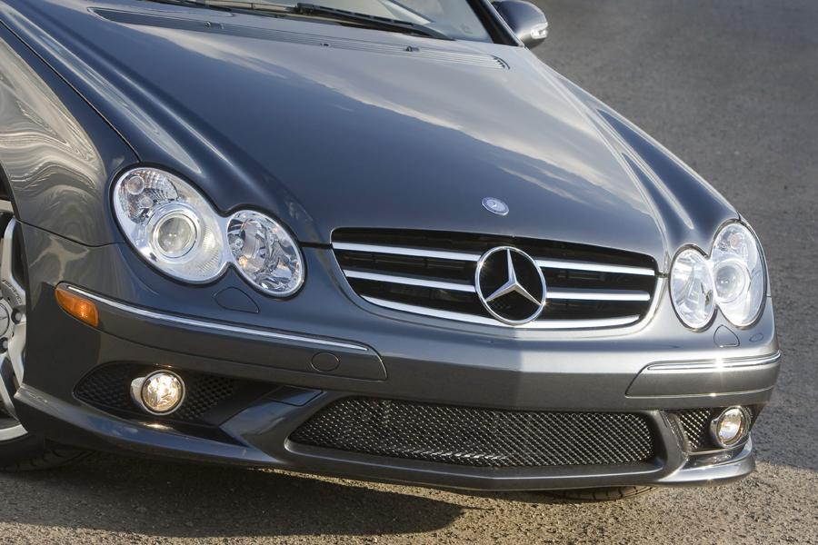 2009 mercedes benz clk class overview for Mercedes benz clk 2009
