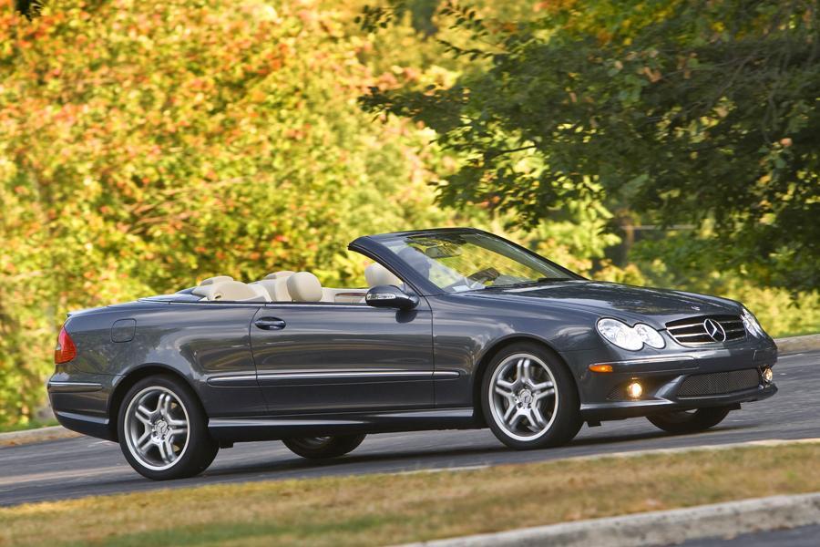 2009 Mercedes-Benz CLK-Class Photo 6 of 20