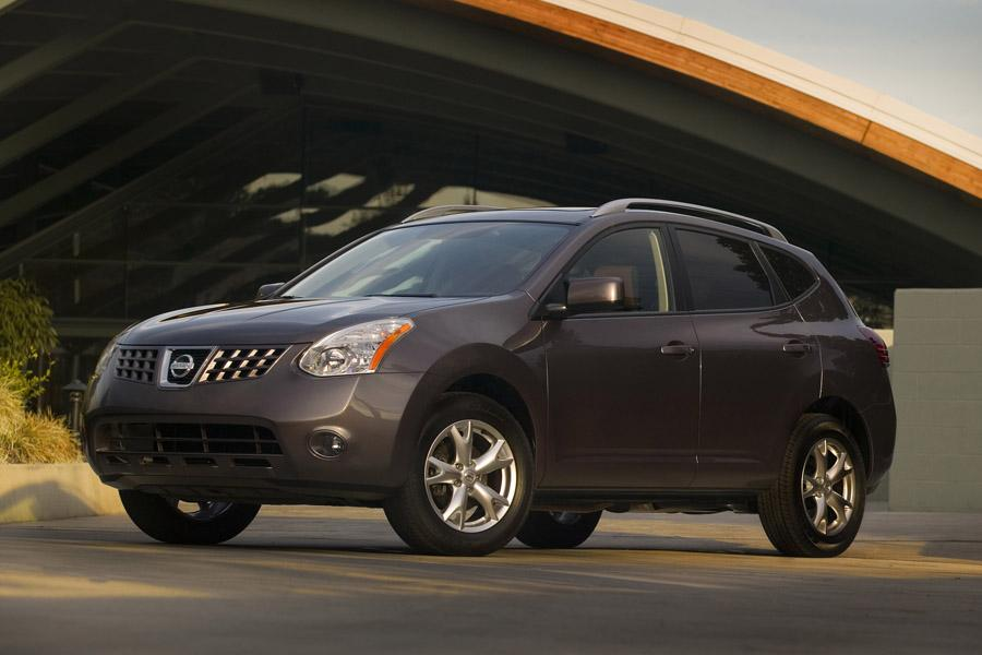 2009 Nissan Rogue Photo 2 of 17