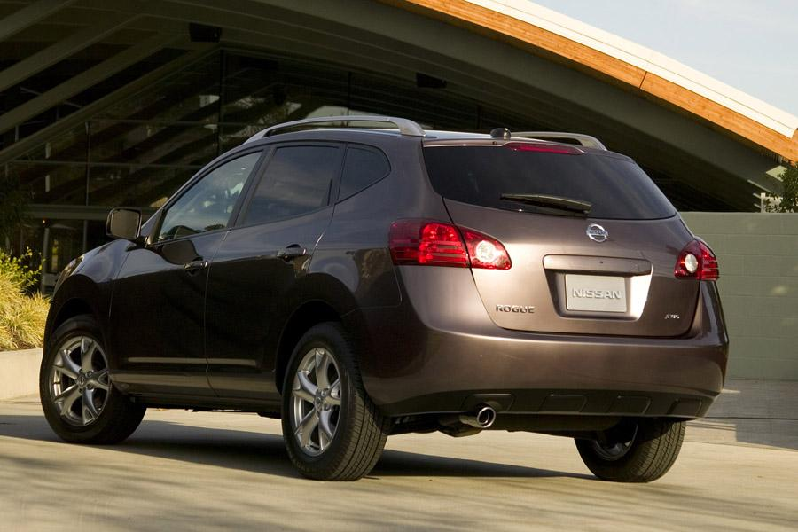 2009 Nissan Rogue Overview Cars Com