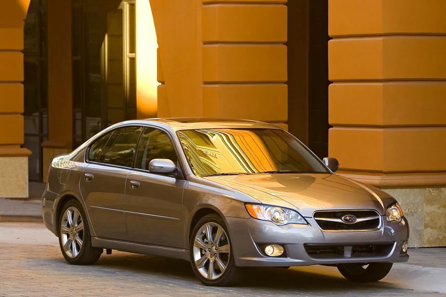 2009 Subaru Legacy Photo 3 of 19