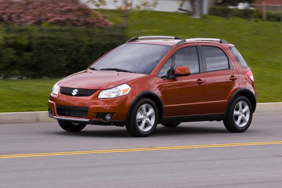 2009 Suzuki SX4 Photo 3 of 20