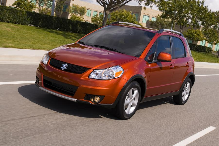 2009 Suzuki SX4 Photo 4 of 20