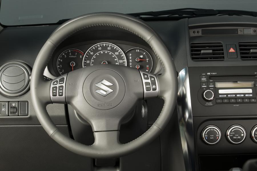 2011 Honda Civic For Sale >> 2009 Suzuki SX4 Reviews, Specs and Prices   Cars.com