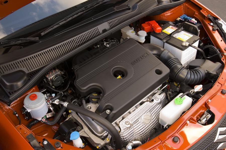 2009 Suzuki SX4 Photo 6 of 20
