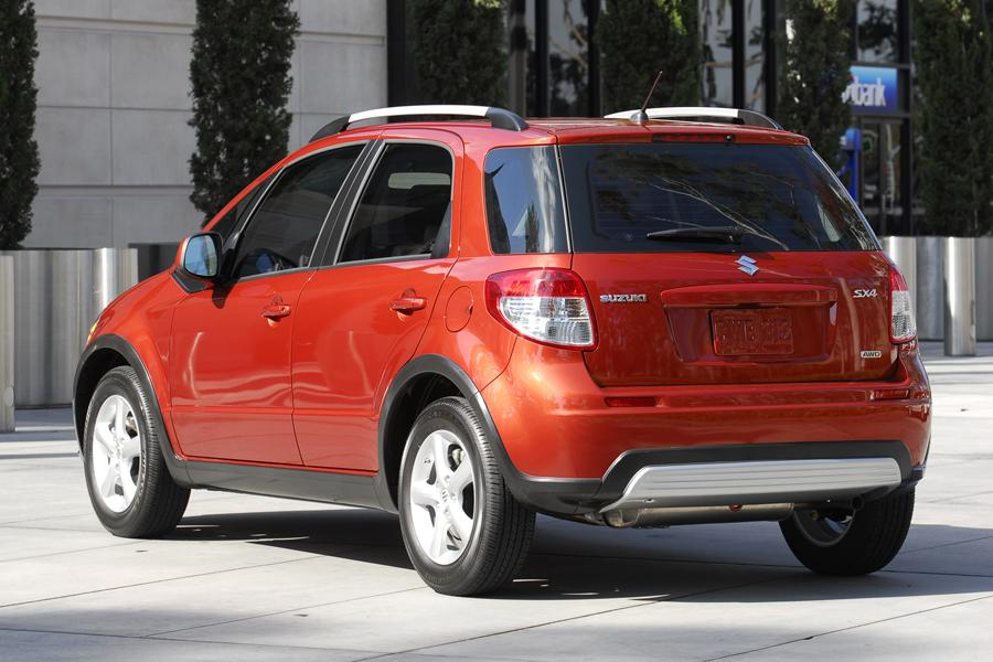 2009 suzuki sx4 reviews specs and prices. Black Bedroom Furniture Sets. Home Design Ideas