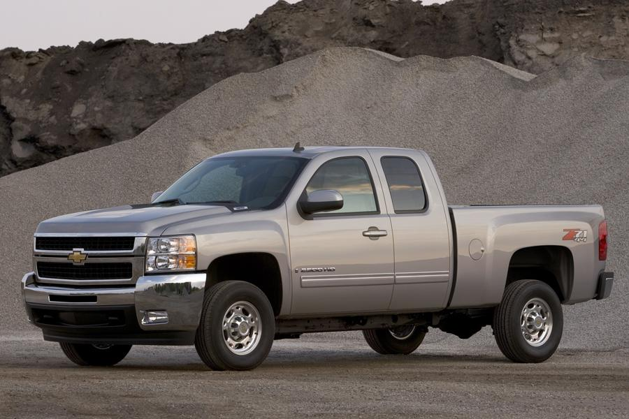 2009 Chevrolet Silverado 2500 Photo 1 of 11