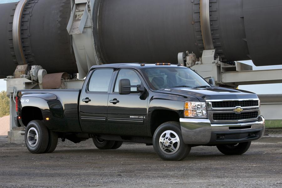 2009 Chevrolet Silverado 3500 Photo 1 of 5