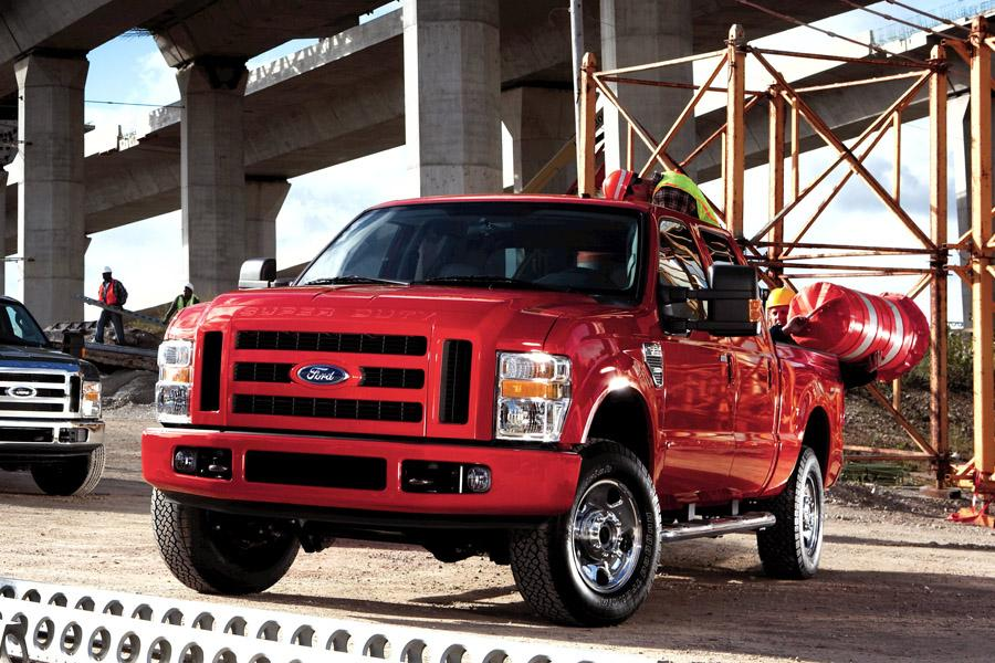 2009 Ford F-250 Photo 1 of 6