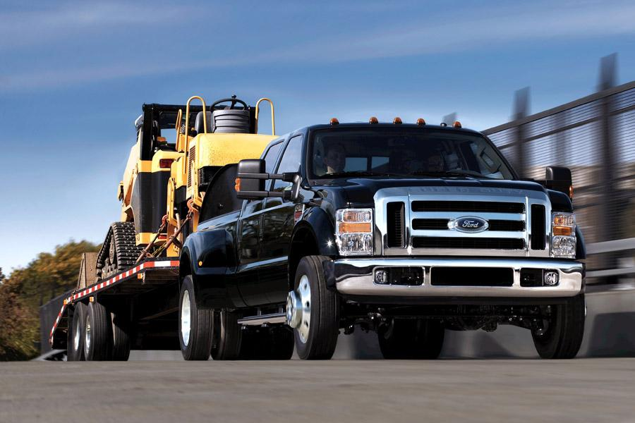 2009 Ford F-450 Photo 4 of 7