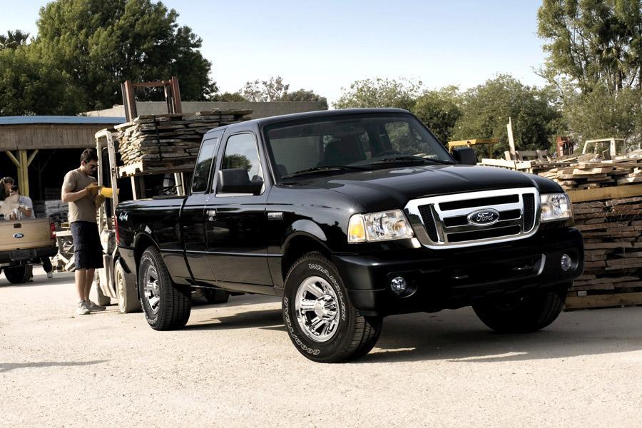 2009 Ford Ranger Overview Cars Com