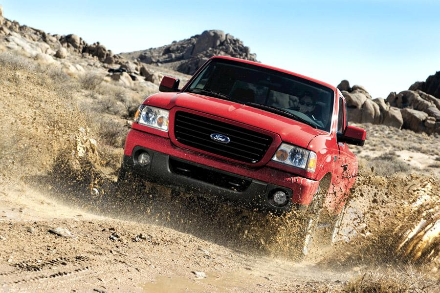 2009 Ford Ranger Photo 2 of 7
