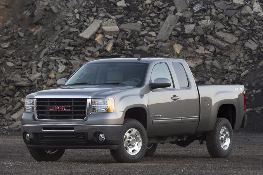 2009 GMC Sierra 2500 Photo 1 of 11