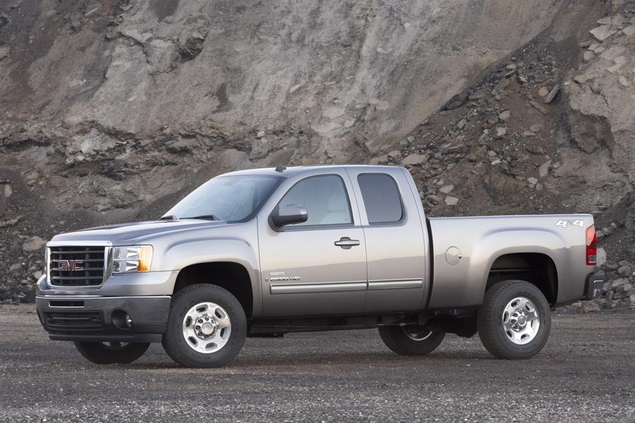 2009 GMC Sierra 2500 Photo 5 of 11