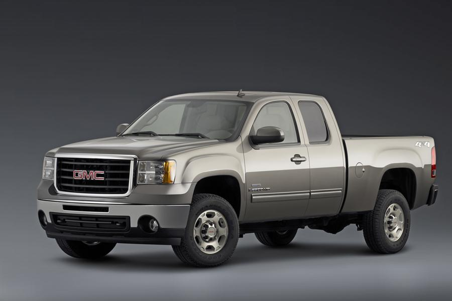 2009 GMC Sierra 2500 Photo 6 of 11