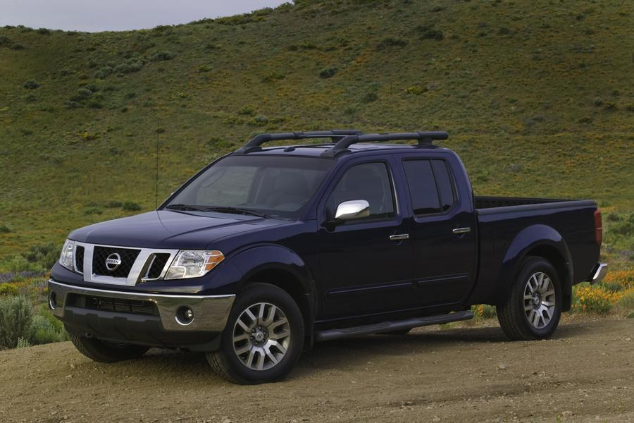 2009 Nissan Frontier Photo 1 of 11