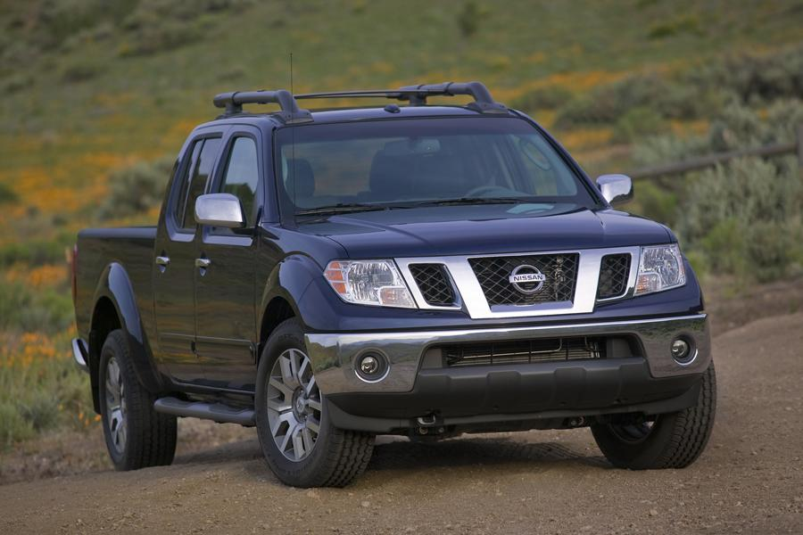 2009 Nissan Frontier Photo 4 of 11