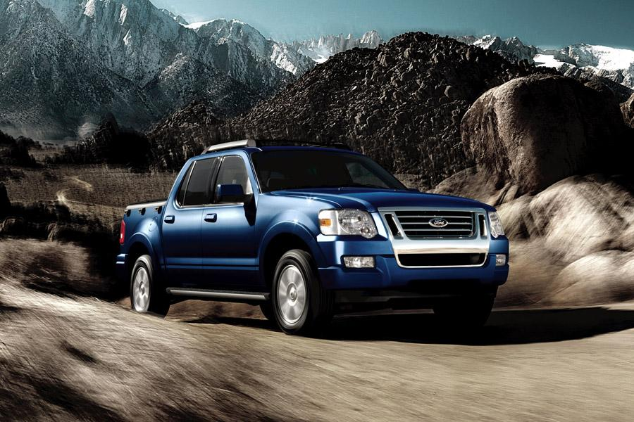 2009 Ford Explorer Sport Trac Photo 1 of 8