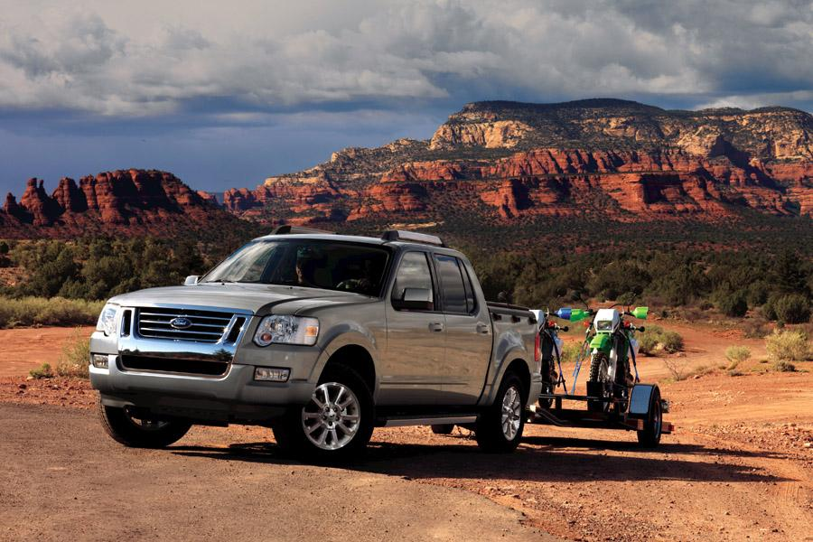 2009 Ford Explorer Sport Trac Photo 3 of 8