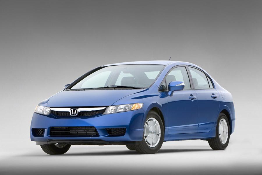 2009 Honda Civic Hybrid Photo 2 of 16