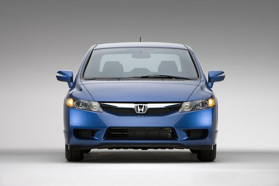 2009 Honda Civic Hybrid Photo 3 of 16