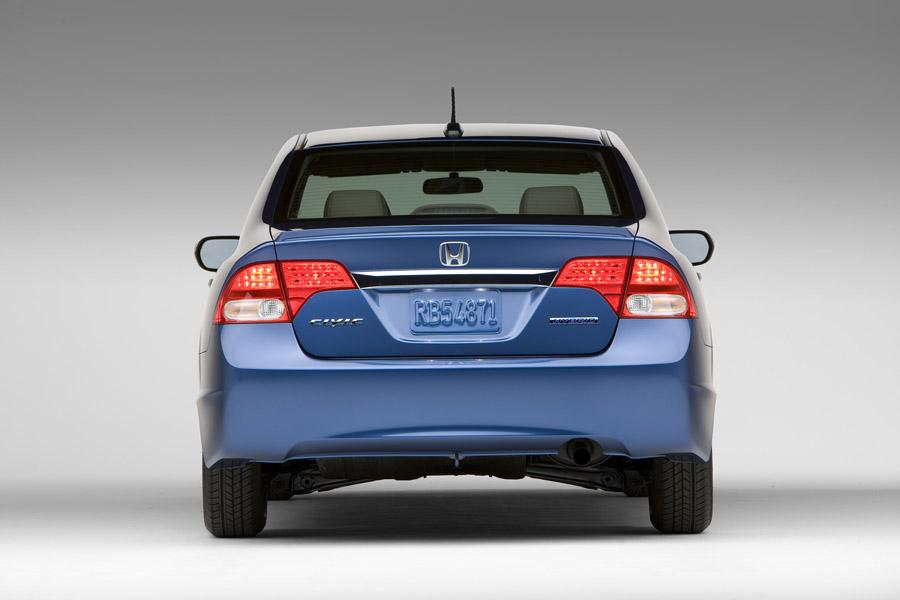 2009 Honda Civic Hybrid Photo 6 of 16