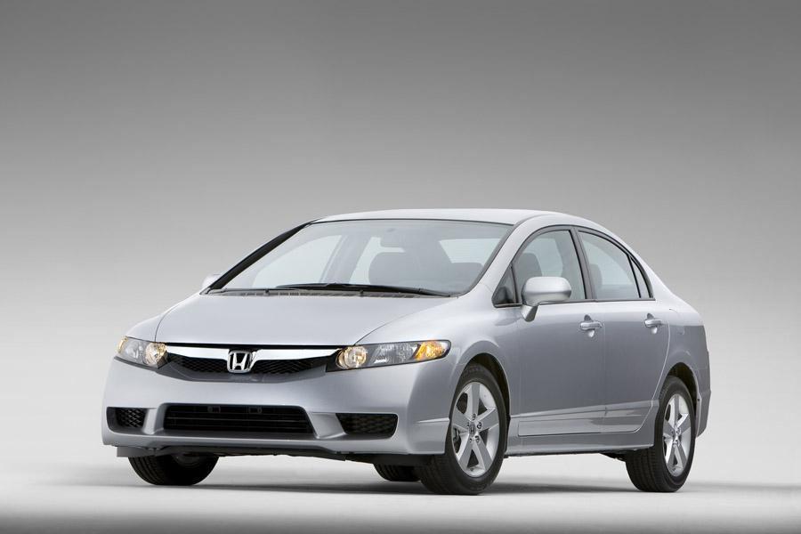 2009 honda civic overview. Black Bedroom Furniture Sets. Home Design Ideas