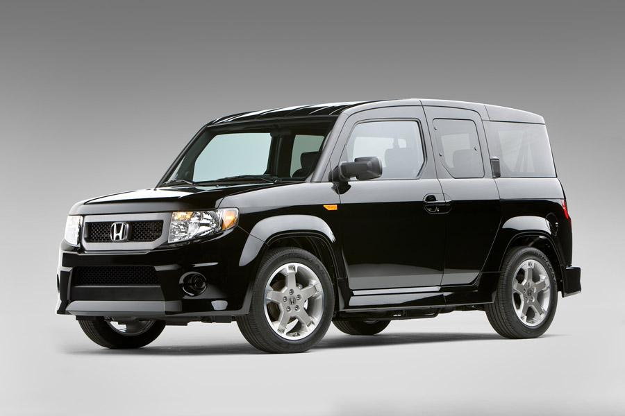 2009 Honda Element Specs Pictures Trims Colors Cars Com