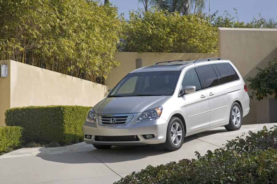 2009 Honda Odyssey Photo 4 of 16