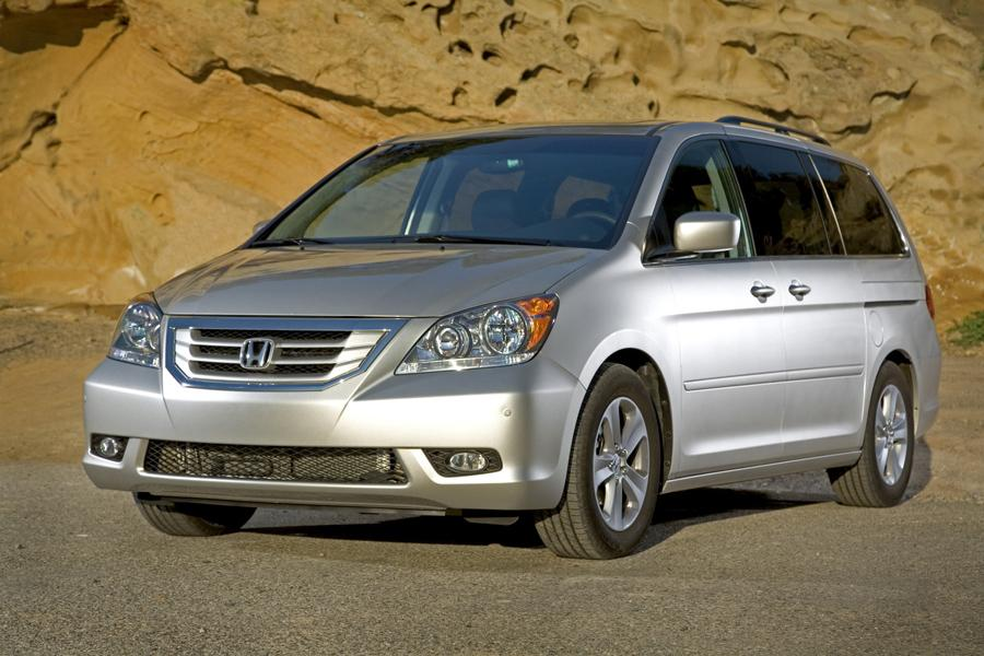 2009 Honda Odyssey Photo 5 of 16