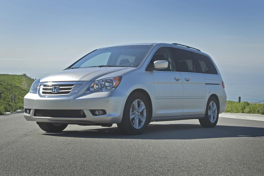 2009 Honda Odyssey Reviews Specs And Prices Cars Com
