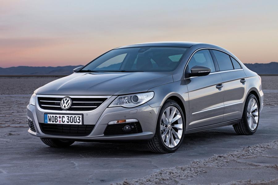 2009 Volkswagen CC Photo 1 of 10