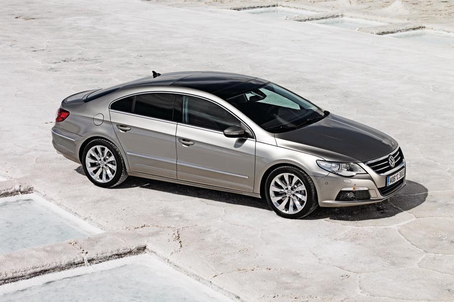2009 Volkswagen CC Photo 3 of 10