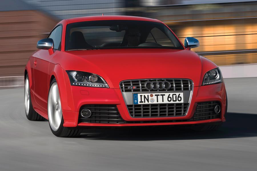 2009 Audi TTS Photo 3 of 16