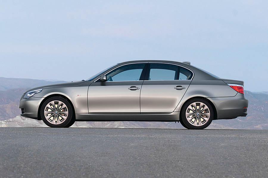 2009 Bmw 528 Overview Cars Com