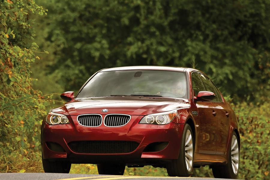 2009 BMW M5 Photo 4 of 19