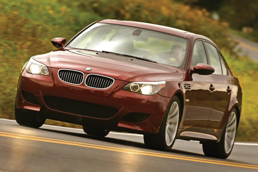 2009 BMW M5 Photo 5 of 19