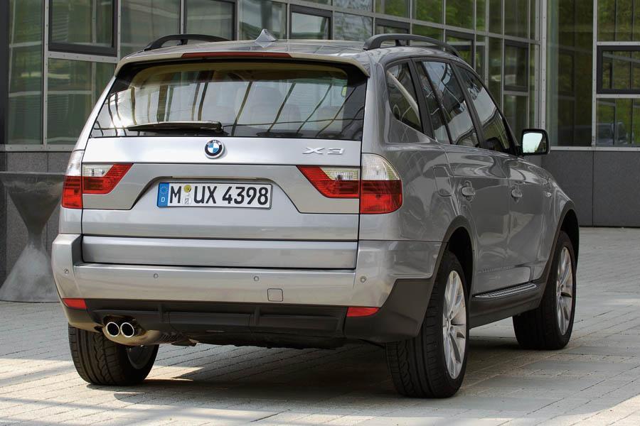 2009 BMW X3 Photo 3 of 15