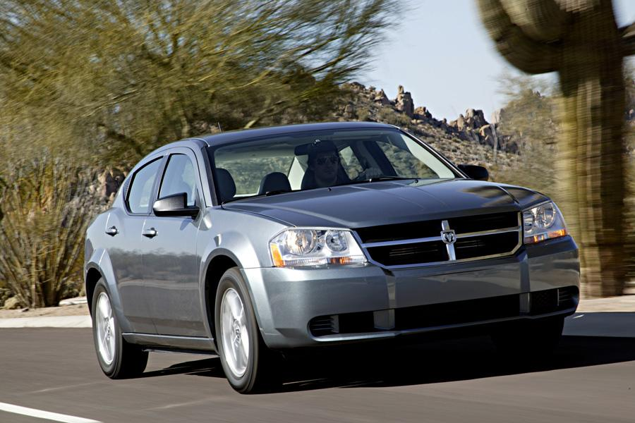 2009 Dodge Avenger Photo 4 of 13