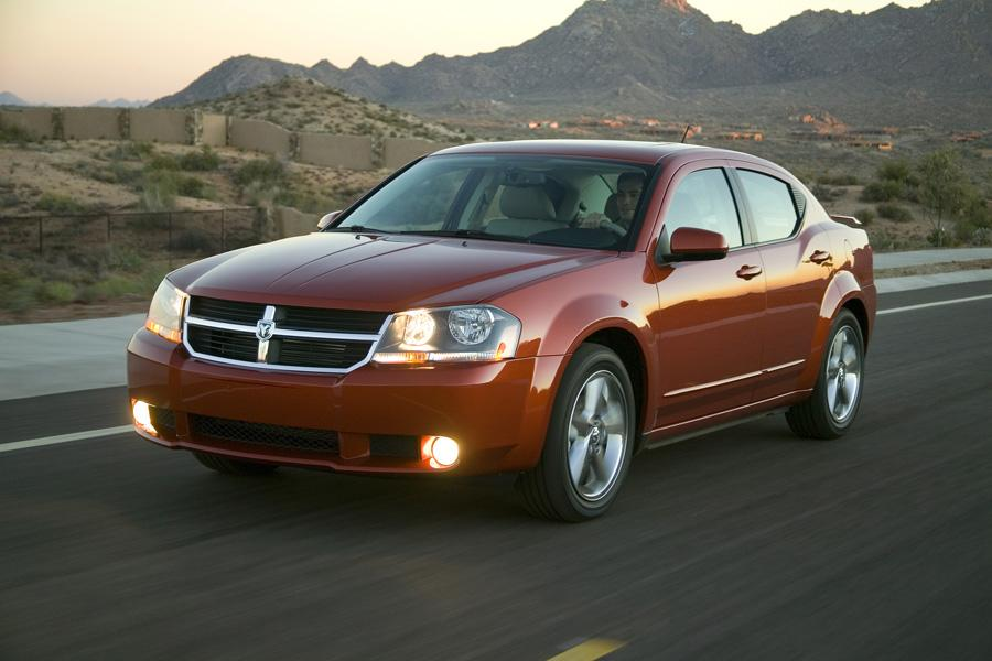 2009 Dodge Avenger Photo 5 of 13