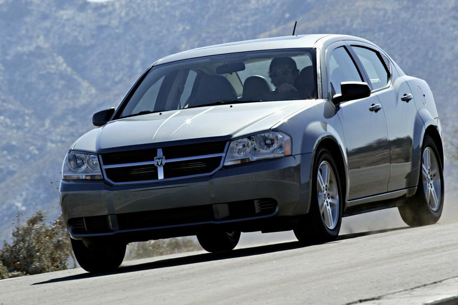 2009 Dodge Avenger Photo 6 of 13
