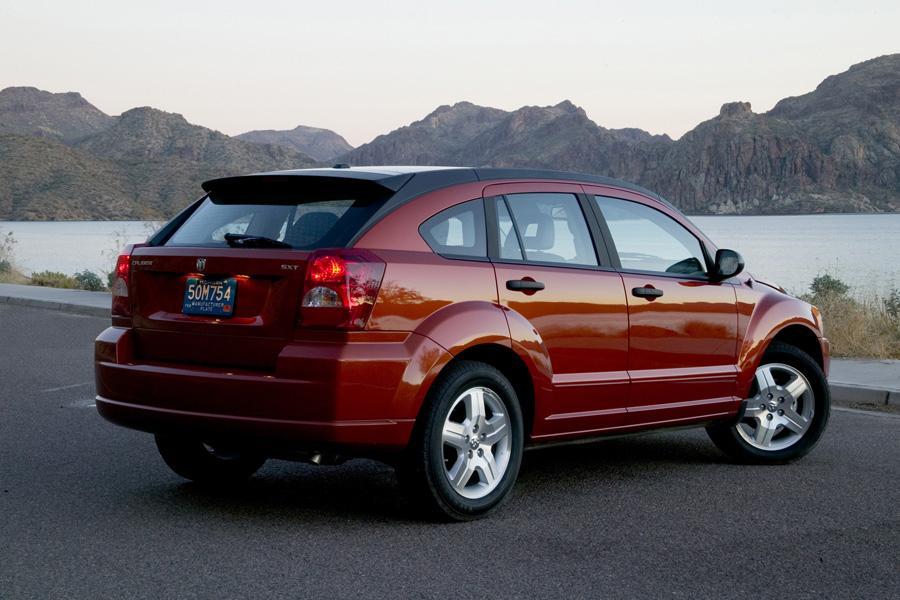 2009 Dodge Caliber Specs Pictures Trims Colors Cars Com