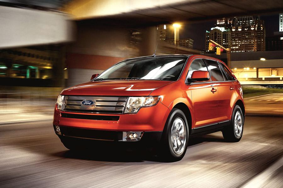 2009 Ford Edge Overview Cars Com